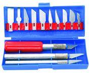 Набор начинающего моделиста,  набор 16 шт Top Tools 17B716
