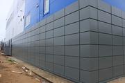 Фасадные панели (кассеты)
